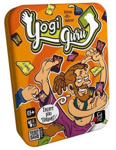Yogi Guru - jeu gigamic