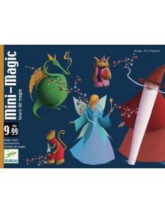 Jeu mini magic - Djeco