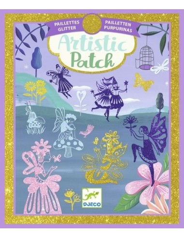 Fairyland Artistic patch - Djeco