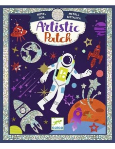 Cosmos Artistic patch - Djeco