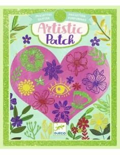 Pétales Artistic patch - Djeco