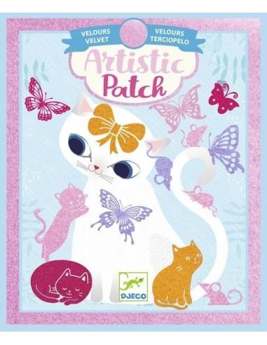 Little pets Artistic patch - Djeco