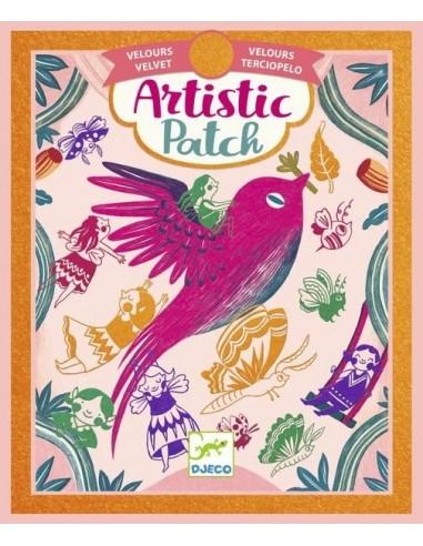 Récréation Artistic patch - Djeco