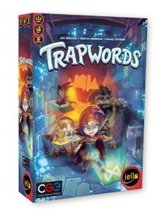 Jeu Trapwords - iello
