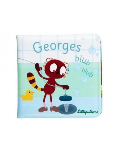 Georges blub blub livre de bain -...