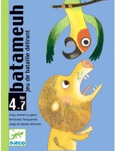 Jeu de carte Batameuh - Djeco