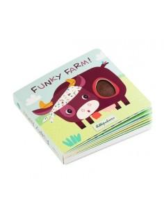 Funky farm livre tactile et...