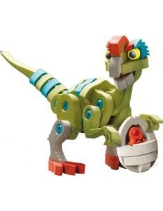 Dinosaure oviraptor - Bloco
