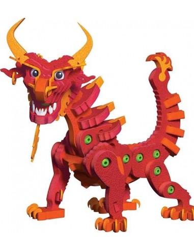 Dragons Aqua et Pyro - Bloco