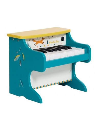Piano Le Voyage d'Olga - Moulin Roty
