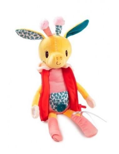 Zia girafe à habiller - Lilliputiens