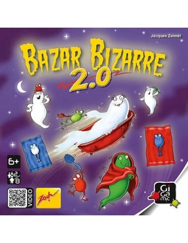 Bazar Bizarre 2.0 - Jeu Gigamic
