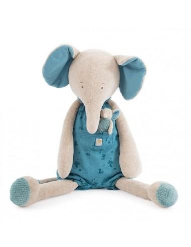 Eléphant géant Sous mon baobab -...