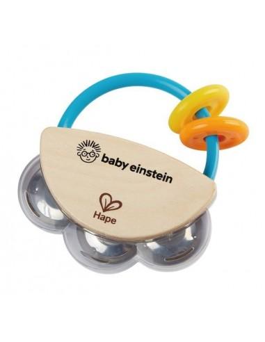 Mini tambourin Baby Einstein - Hape