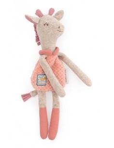 Doudou hochet girafe Sous...