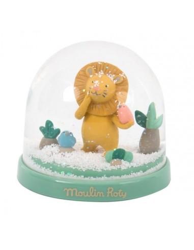 Boule à neige Sous mon baobab -...