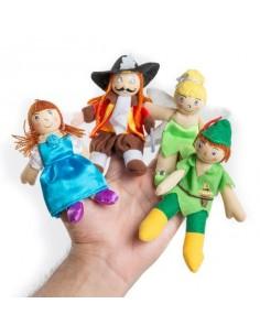 Marionnettes de doigt Peter...