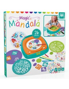 Coffret magic mandala
