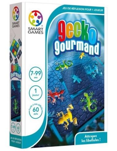 Jeu gecko gourmand - Smartgames