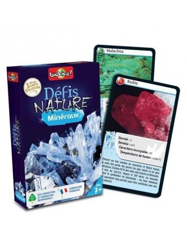 Défis nature minéraux - Bioviva