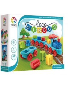 Loco circus - Smartgames