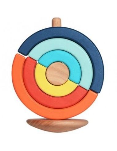 Culbuto circulaire - Bass & Bass