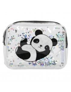 Trousse de toilette panda -...