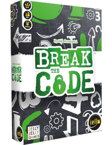 Jeu Break the code