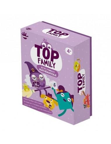 Jeu de cartes Top'Family - Topla