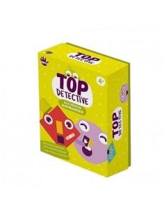 Jeu de cartes Top'Detective...