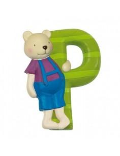 P lettre ours alphabet en...