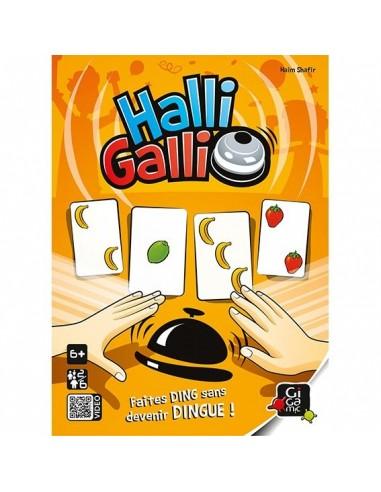 Halli galli classic - jeu Gigamic