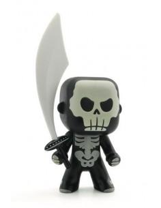 Skully figurine chevalier Arty Toys