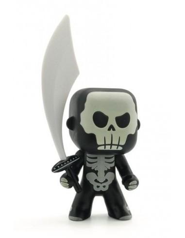 Skully figurine chevalier Arty Toys -...