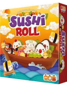 Jeu Sushi Roll