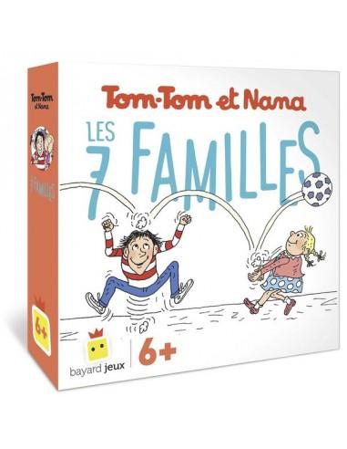 Tom-Tom et Nana 7 familles