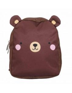 Petit sac à dos ours - A...