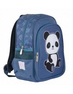 Sac à dos bleu panda - A...
