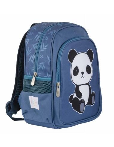 Sac à dos bleu panda - A Little...