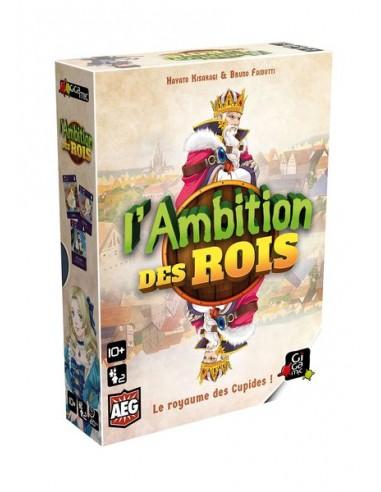 L'ambition des rois - jeu Gigamic