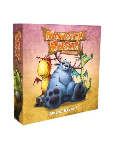 Monster rush - jeu Gigamic