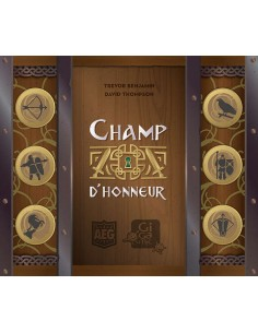 Champ d'honneur - jeu Gigamic