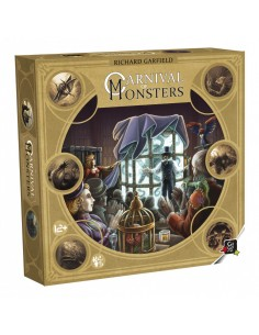 Carnival of monsters - jeu...