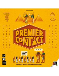 Premier contact - jeu Gigamic