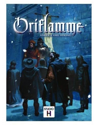 Oriflamme - jeu Gigamic