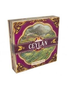 Ceylan - jeu Gigamic
