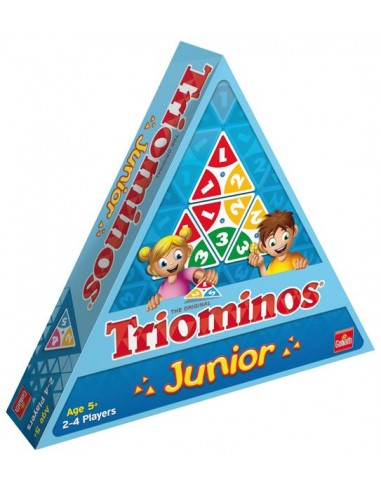 Triominos junior - jeu Goliath