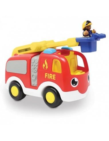 Ernie camion de pompier - WOW