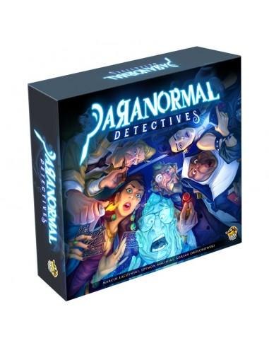 Jeu Paranormal detectives