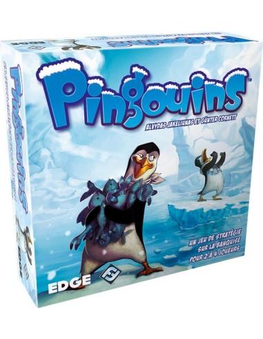 Jeu Pingouins